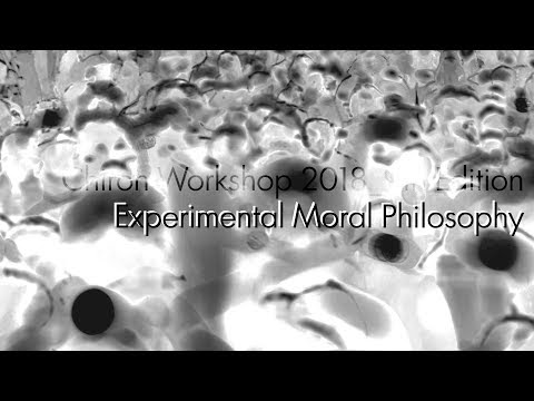 Morality and Modality: a new frontier in experimental philosophy