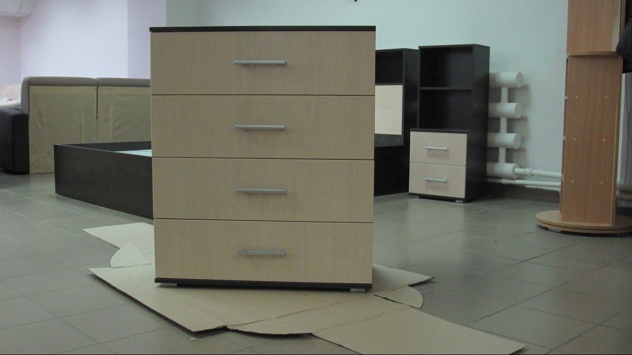Сборка комода с выдвижными ящиками: подробная инструкция с фото 117