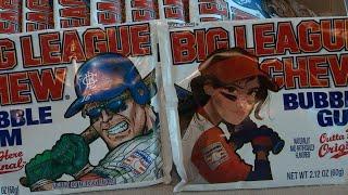 Big League Chew ḃubble gum turns 40
