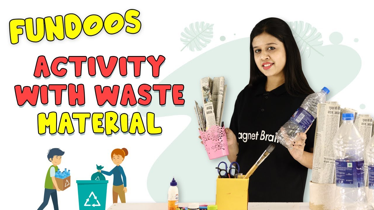 Waste Material Craft Idea | Best Out of Waste | Best Use of Old Newspaper