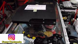 Cara Ganti Harddisk & Update Software PS3 CFW 4.82 (BAG 1)