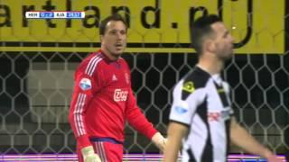 Heracles Almelo - Ajax 0-2 | 17-10-2015 | Samenvatting