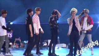 Video [160625] BTS FULL PERFORMANCE AT KCON NY 2016 (FIRE, SAVE ME, INTRO, BOYZ WITH FUN, CYPHER, DOPE) download MP3, 3GP, MP4, WEBM, AVI, FLV Juni 2018