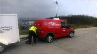 B+E Trailer Test Training Show Me Tell Me Safety Questions Reverse Uncouple Couple Road Drive