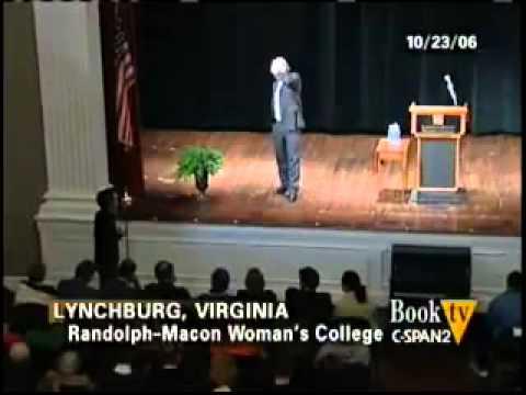 Richard Dawkins Answers Students and Teachers Lynchburg VA