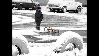 Безопасность детей на зимних дорогах. Программа «Вместе за безопасность»
