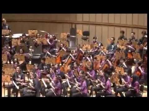 Jasmine Flower 茉莉花 by Marsiling Chinese Orchestra