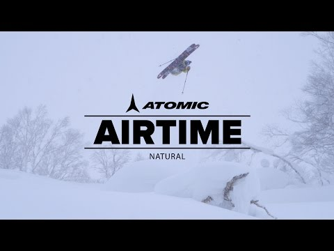 Atomic Airtime I NATURAL, Japan
