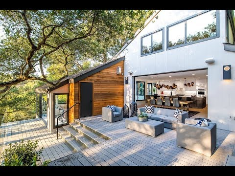 Captivating Contemporary Home in Orinda, California | Sotheby's International Realty