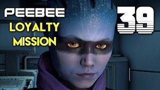 MASS EFFECT: ANDROMEDA Insanity Walkthrough - Peebee Loyalty Mission | Part 39