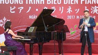 Mang âm nhạc đến với học sinh: Thắm tình hữu nghị Việt Nam - Nhật Bản