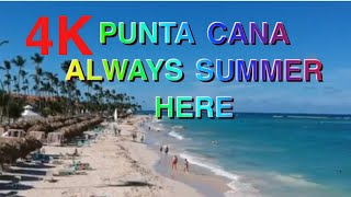 PUNTA CANA 4K -  BIG SURPRISE FOR MY WIFE -   MAJESTIC RESORT- DOMINICAN REPUBLIC - DRONE FOOTAGE