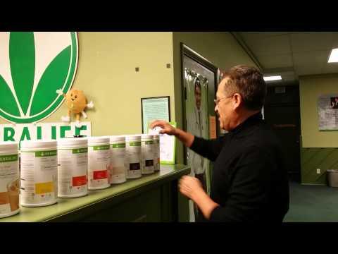 Cómo preparar una malteada de Herbalife