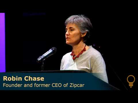 Robin Chase: New Business Models Based on Sharing