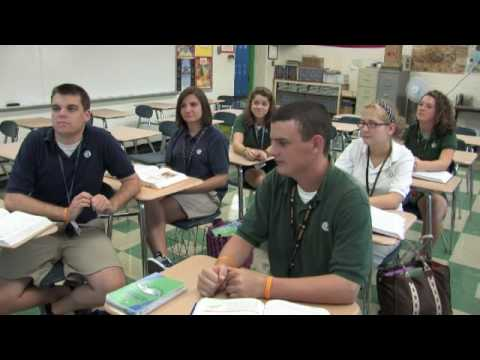 Ministry and Service at Chaminade Julienne Catholic High School