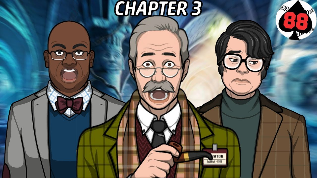 Criminal Case - The Conspiracy Case #21 - Writer's Blocked Chapter 3