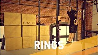 Упражнения на кольцах  - ARMA SPORT