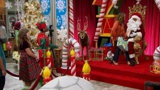 Высший класс - Сезон 1 Серия 19 - Конкурс талантов: часть 1 l Новый год на Disney