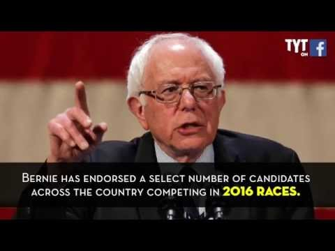 Who Are the 2016 Candidates Fighting for Bernie Sanders' Revolution?