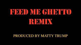 Stu Cat -FEED ME GHETTO (REMIX)