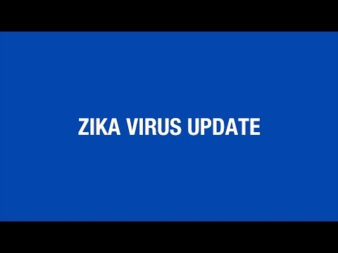Zika Virus Update [Hot Topic]