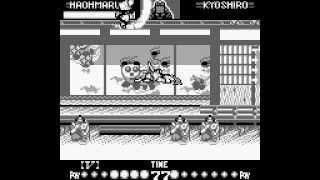 Game Boy Longplay [130] Samurai Shodown