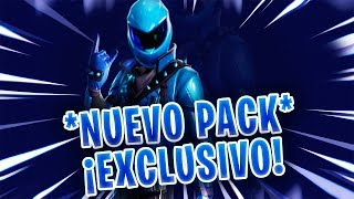 NEW *EXCLUSIVE* START PACK IN FORTNITE!