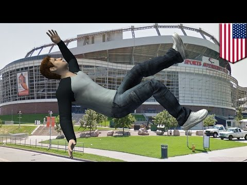 Man falls to death: Denver Broncos fan falls 60 feet and dies at Mile High Stadium - TomoNews