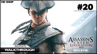 Assassins Creed Liberation HD Walkthrough - Sequence 5 - Power of Voodoo [1080p HD] 100% Sync