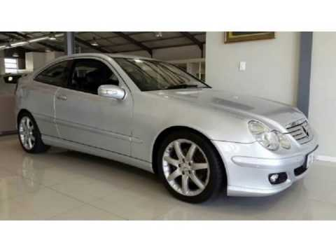 2005 mercedes benz c class c230 kompressor coupe auto auto. Black Bedroom Furniture Sets. Home Design Ideas