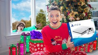 WHAT i GOT FOR CHRISTMAS 2019 Mystery Neighbor Stole Stephen Sharer Ultimate Gift