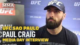Paul Craig: I Don't See 'Shogun' Rua as This Mythical Beast - MMA Fighting