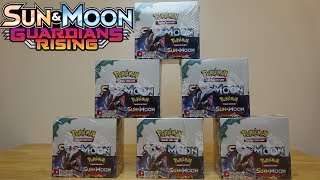 Guardians Rising booster case (6 boxes) opening #2
