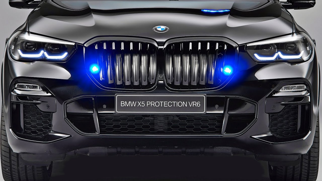 2021 Bmw X5 Bulletproof Quot Come With Me If You Want To