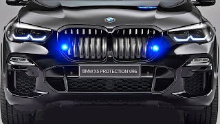 "2020 BMW X5 bulletproof – ""Come with me if you want to live"""