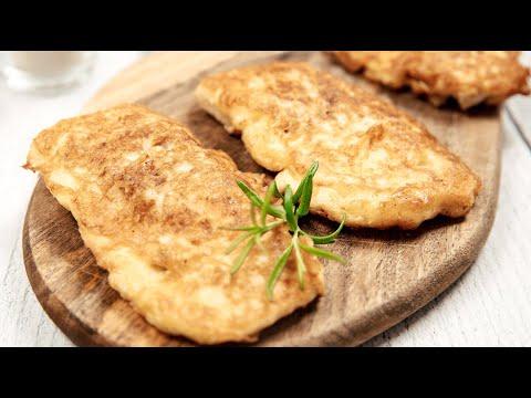 ВКУСНАЯ Рыба в КЛЯРЕ   Рыбка в Сырном Кляре   Как приготовить рыбу в кляре с сыром