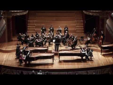 Vahan Mardirossian and NCOA – W.A.Mozart – Piano Concerto No. 7, Allegro