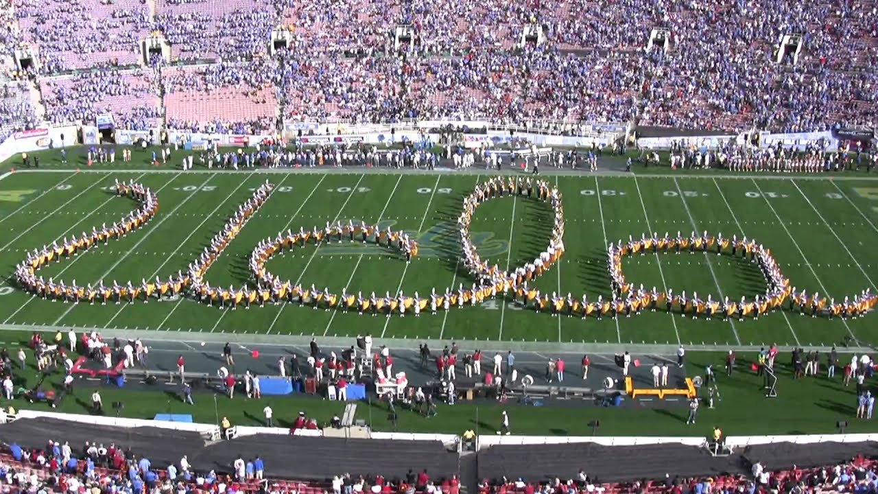UCLA Bruin Marching Band UCLA Bruin Marching Band Video Collage YouTube