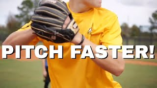 How To Improve Pitching Velocity  ....IN ONLY 1 MONTH!