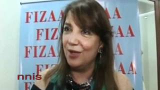 LAUNCH OF A NEW STORE BY SANJAY KHAN'S WIFE ZARINE.flv