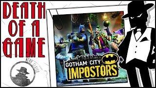 Death of a Game: Gotham City Impostors