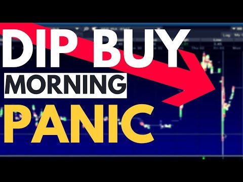 How To Dip Buy Morning Panics From Guatemala