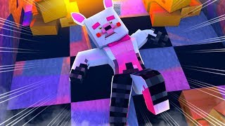 Minecraft Fnaf Daycare: Mangle Gets Defeated?!