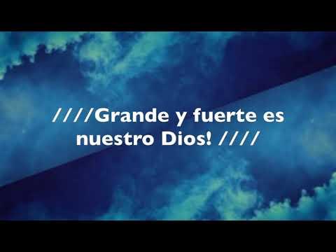 GRANDE Y FUERTE - MIEL SAN MARCO - PISTA (KARAOKE)