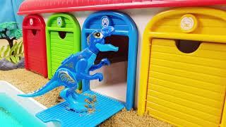 공룡 레고 장난감 공룡조립 공룡장난감 공룡 놀이 Din…