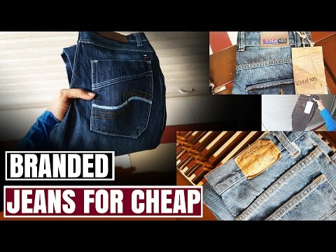 Branded Jeans in Cheap Rates.1000rs for three Jeans! (Wholesale) 30 size only