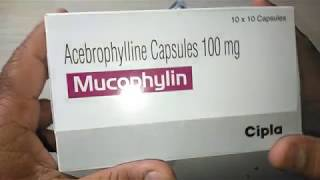 Mucophylin Capsules review Effective Treatment Of Asthma,COPD & Bronchitis