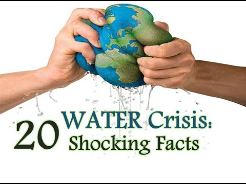 ✔ 20 Shocking Facts About Global Water Crisis