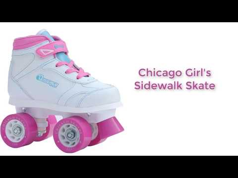 Chicago Girl's Sidewalk Skate