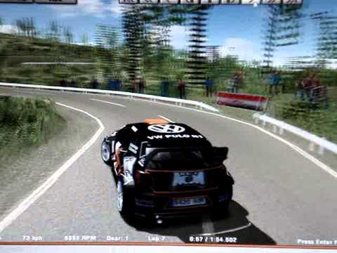 WRC 1,6 POLO RF MGR